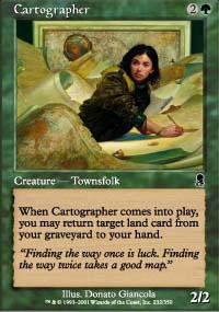 Cartographer - Odyssey