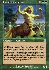 Crashing Centaur - Odyssey