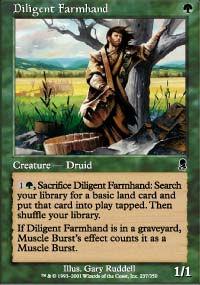 Diligent Farmhand - Odyssey