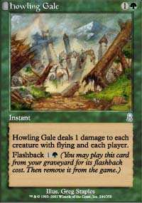 Howling Gale - Odyssey