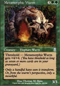 Metamorphic Wurm - Odyssey