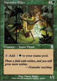 Nantuko Elder - Odyssey