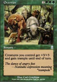Overrun - Odyssey