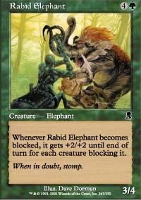 Rabid Elephant - Odyssey