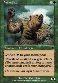 Werebear - Odyssey