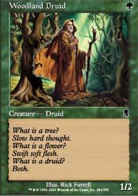 Woodland Druid - Odyssey