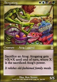 Atogatog - Odyssey