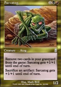 Sarcatog - Odyssey