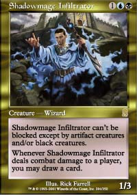 Shadowmage Infiltrator - Odyssey