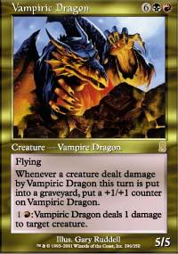 Vampiric Dragon - Odyssey