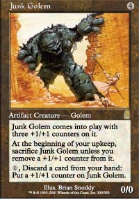 Junk Golem - Odyssey