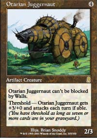 Otarian Juggernaut - Odyssey