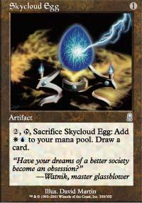 Skycloud Egg - Odyssey