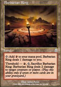 Barbarian Ring - Odyssey