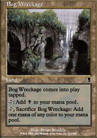 Bog Wreckage - Odyssey