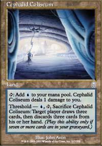 Cephalid Coliseum - Odyssey