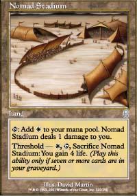 Nomad Stadium - Odyssey