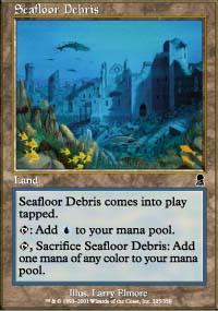 Seafloor Debris - Odyssey