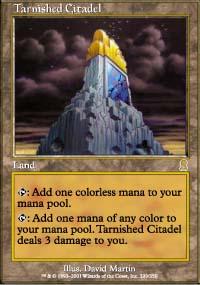Tarnished Citadel - Odyssey