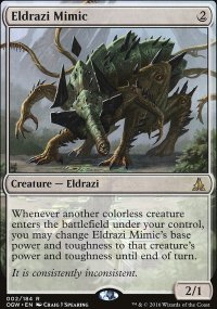 Eldrazi Mimic - Oath of the Gatewatch
