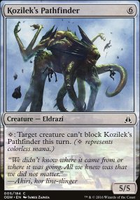 Kozilek's Pathfinder - Oath of the Gatewatch