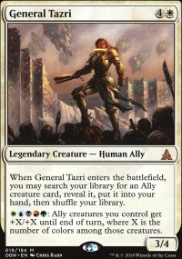 General Tazri - Oath of the Gatewatch