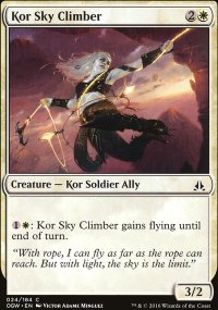 Kor Sky Climber - Oath of the Gatewatch