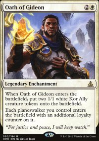Oath of Gideon - Oath of the Gatewatch