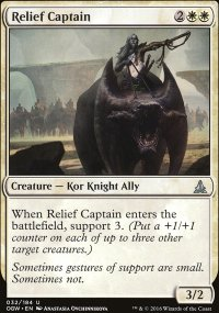 Relief Captain - Oath of the Gatewatch