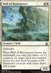Wall of Resurgence - Oath of the Gatewatch