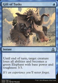 Gift of Tusks - Oath of the Gatewatch