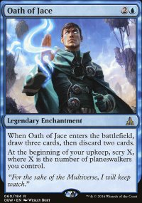 Oath of Jace - Oath of the Gatewatch