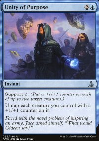 Unity of Purpose - Oath of the Gatewatch