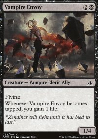 Vampire Envoy - Oath of the Gatewatch