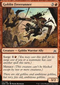 Goblin Freerunner - Oath of the Gatewatch