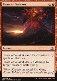 Tears of Valakut - Oath of the Gatewatch