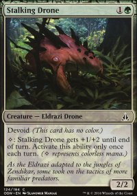 Stalking Drone - Oath of the Gatewatch