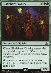 Gladehart Cavalry - Oath of the Gatewatch