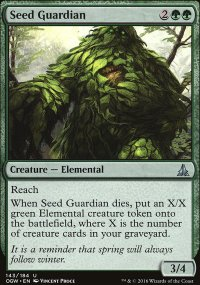 Seed Guardian - Oath of the Gatewatch