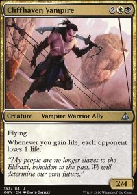 Cliffhaven Vampire - Oath of the Gatewatch