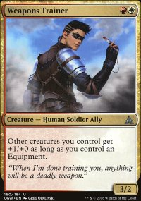 Weapons Trainer - Oath of the Gatewatch
