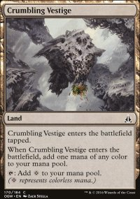 Crumbling Vestige - Oath of the Gatewatch