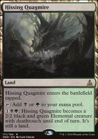 Hissing Quagmire - Oath of the Gatewatch