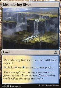Meandering River - Oath of the Gatewatch