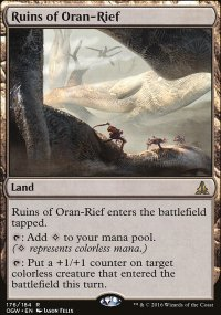 Ruins of Oran-Rief - Oath of the Gatewatch
