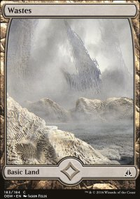 Wastes 1 - Oath of the Gatewatch