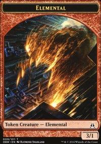 Elemental - Oath of the Gatewatch