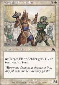 Grassland Crusader - Onslaught