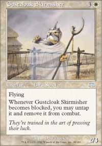 Gustcloak Skirmisher - Onslaught