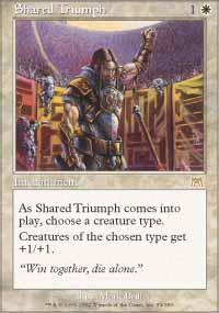 Shared Triumph - Onslaught